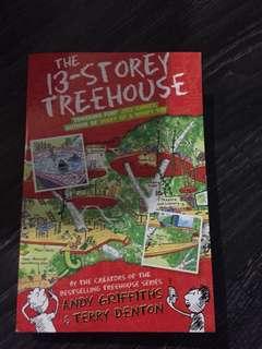 13 tree house