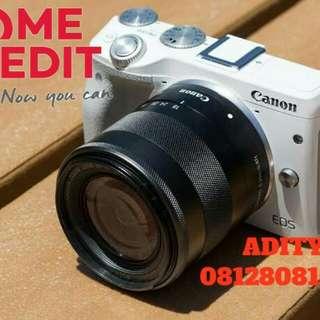Mirrorless Canon Eos M3 Bisa Kredit