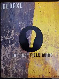 One Light Field Guide (Photography)