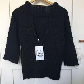 Cheap Monday Backless Hype Knit - XS