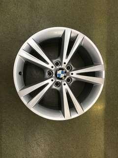"18"" 5x120 bmw original staggered wheel 1set 4pc $800"