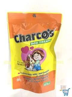 Charco's Dog Treats, 150g, BB:12/19