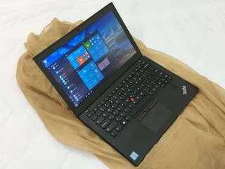 Lenovo Thinkpad x270 Core i5 7thgen 8GBRAM 256SSD