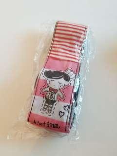 chocolate rain 行李帶