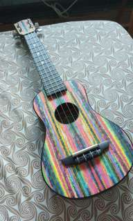Colorful JB Ukelele