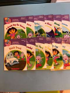 Dora phonics Reading program
