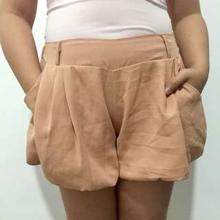 Chiffon Stretch Short