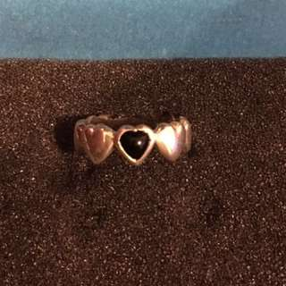 Stolen Girlfriends Club Band Of Hearts Ring