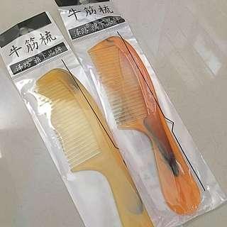 牛筋梳 Comb