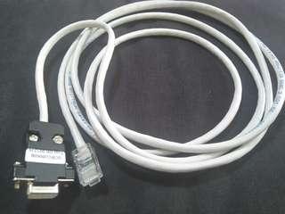 全新 RS232 / RJ45 Cable (2米)