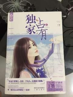小说chinese novel- 墨丁 独家占有1