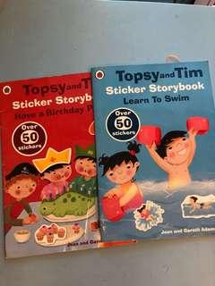 Topsy & Tim