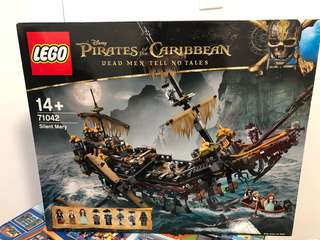 LEGO Disney The Pirates of Carribean - Silent Mary(brand new & sealed)