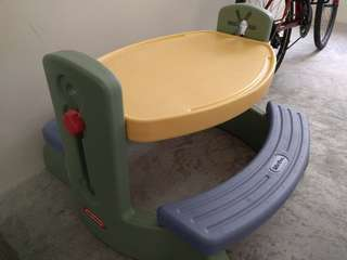 Little Tikes Table and Bench
