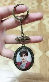 🚚 朴炯植 Park Hyung Sik 時光寶石鑰匙圈