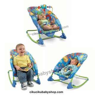 Fisher Price 3in1 Bouncer Double Comfort