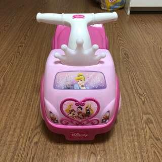 Baby Disney Princess Toy car