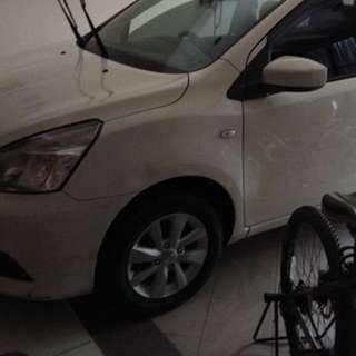 All new grand livina SV mt 2013,pembelian 2014 bln 7