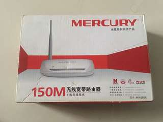 MERCURY MW150R