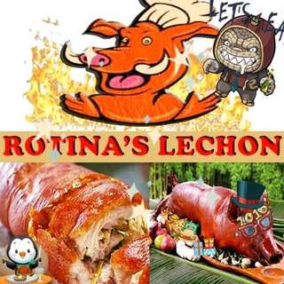 Rotina's Lechon, Pork Belly, Pig's Head Based in Imus City, Philippines
