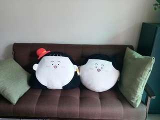 2 Cushion