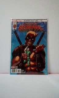 Marvel Comics : The Despicable Deadpool