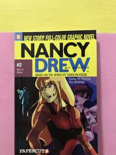 Nancy Drew Books (#2,#6,#7)