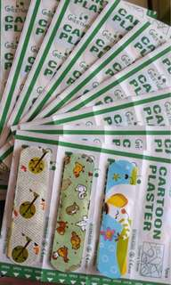 Cartoon plaster for kids-100 pieces/box