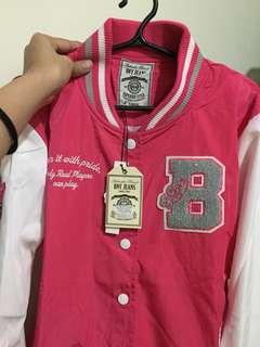 BNY varsity jacket