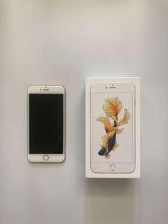 iPhone 6s Plus 5.5吋 64G Gold