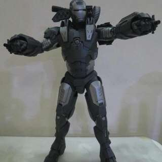 Hot Toys Iron Man 2 War Machine (Non Diecast)