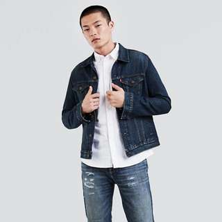 Levis Trucker Jacket (Men)