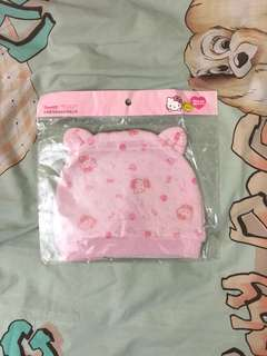 🚚 Hello kitty純棉嬰兒帽