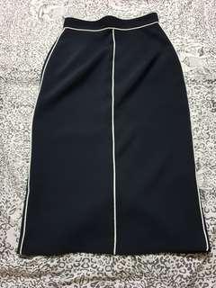 Zara Office Skirt