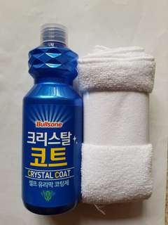 Bullsone Crystal Coat protection for car (Korea) 300ml