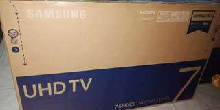 "Brandnew Samsung 55"" 4k UHD smart tv"