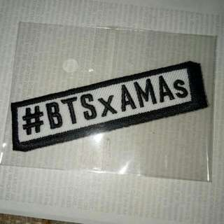 Free Shipping BTS AMA PATCH