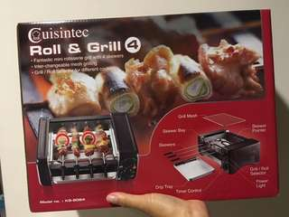 Cuisintec Roll and Grill 4