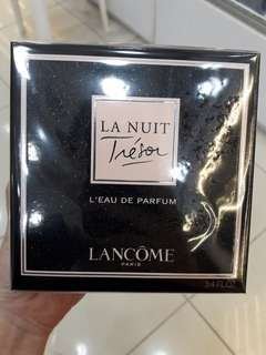 Tresor La Nuit perfume