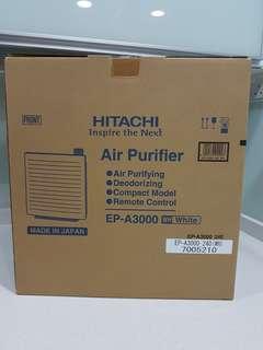 Brand New Hitachi Air Purifier EP-A3000