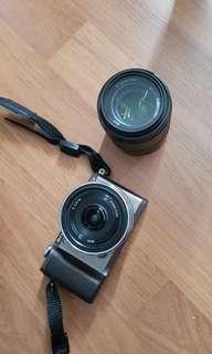 Sony a5100 + 50mm lens