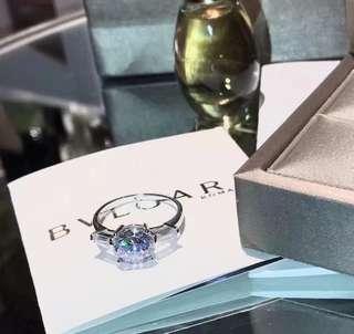 Bv diamond ring