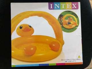 Rubber duckie float