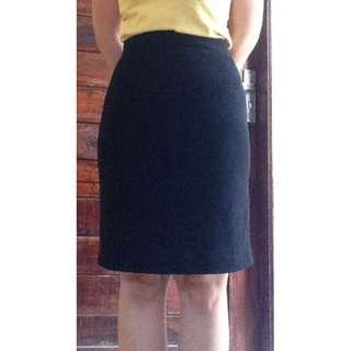 REPOST - Atmosphere Black Skirt
