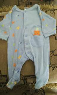 2 Sleeping Suit