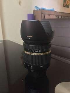 Tamron 17-50 F2.8 VC (Nikon)