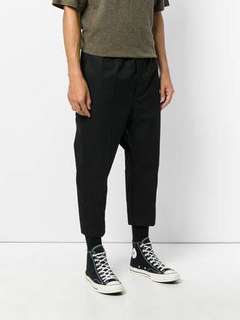 Brandless Cropped Trouser