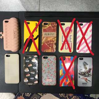 casing iphone 5/5S murah second