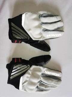 Original HONDA biker glove