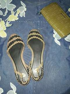 AUTHENTIC MEL JELLY SHOES